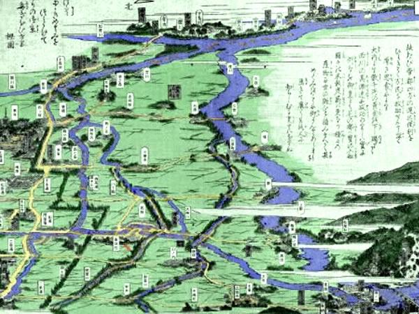 日本の廃河川一覧 - JapaneseClass.jp